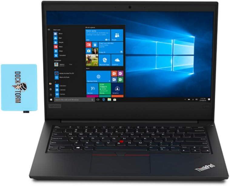 Lenovo ThinkPad E495 Home and Business Laptop (AMD Ryzen 5 3500U 4-Core, 16GB RAM, 512GB PCIe SSD, AMD Vega 8, 14.0