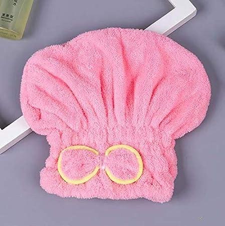 S/éche Serviette Bain Microfibre S/échage Rapide Serviettes Soin Cheveux Serviette Wrap
