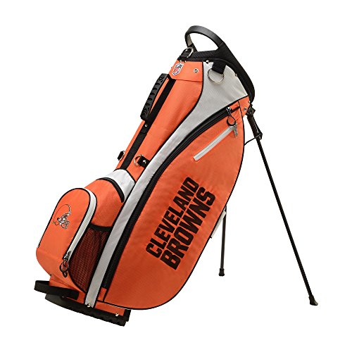 Wilson 2018 NFL Carry Golf Bag, Cleveland Browns
