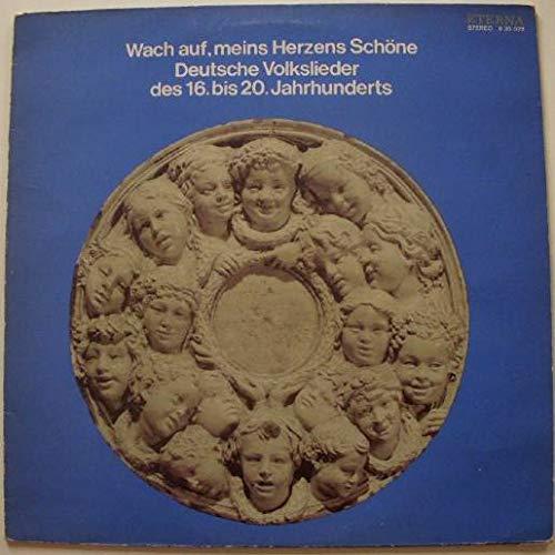 Jugendchor Berlin - Wach Auf, Meins Herzens Schöne - Deutsche Volkslieder Des 16. Bis 20. Jahrhunderts - ETERNA - 8 35 029 (Schöne Herzen)
