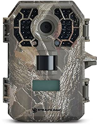 Stealth Cam Stc-G42ng 10.0-Megapixel G42ng 100ft No Glo Scouting Camera 10.50in. x 7.85in. x 3.50in.