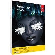 Adobe Photoshop Lightroom 4 Student and Teacher Edition [Old Version]