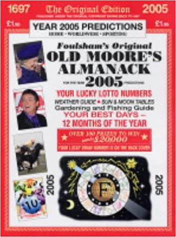 Old Moore's Almanack 2005: Amazon co uk: Francis Moore