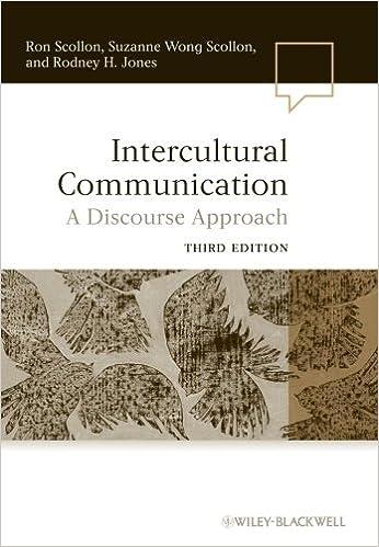 Amazon intercultural communication a discourse approach intercultural communication a discourse approach 3rd edition fandeluxe Gallery