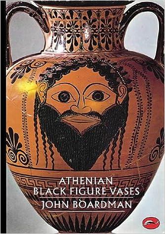 Athenian Black Figure Vases World Of Art Amazon John