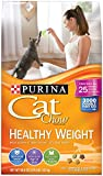 Purina Cat Chow Dry Cat Food, Healthy Weight, 3.15 Pound Bag, Pack of 6