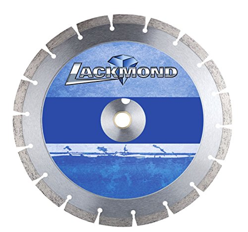 Lackmond CW4181401 Walk-Behind Cured Concrete Blades - Pro - 18