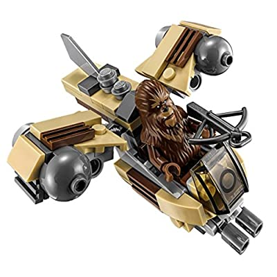 LEGO Star Wars Wookiee Gunship 75129: Toys & Games