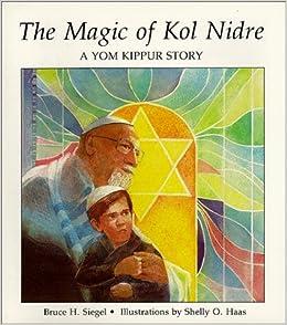 Cover Art for The Magic of Kol Nidre