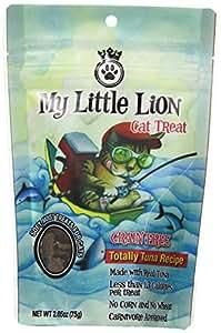 Waggers Soft and Moist Grain Free Tuna Recipe Cat Treats, 2.65-Ounce