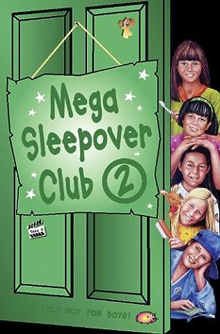 book cover of Mega Sleepover 2
