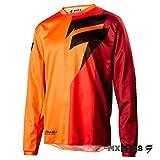 Shift Racing Whit3 Tarmac Men's Off-Road Motorcycle Jerseys - Small/Orange