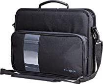 Targus 11.6-Inch Work-In Zippered Case for Chromebook with Shoulder Strap (TKC001)