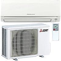 Mitsubishi MZ-HM09NA MSZ-HM09NA-U1 MUZ-HM09NA-U1 Ductless Split System AC SEER 18 Cool & Heat 9,000 Btu