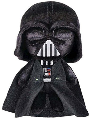 Amazon Com Funko Galactic Plushies Star Wars Darth Vader Plush
