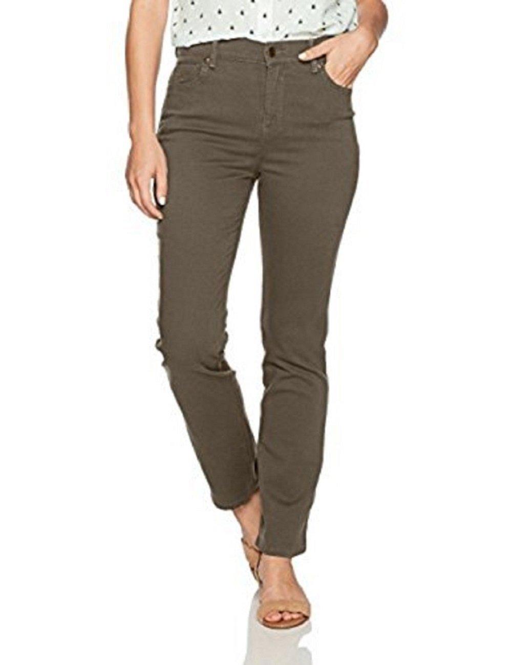 Gloria Vanderbilt Women's Amanda Classic-Fit Straight-Leg Twill Jean 60012801-066