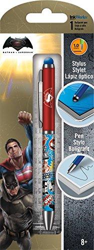 BATMAN VS SUPERMAN - STYLUS PEN - BRAND NEW