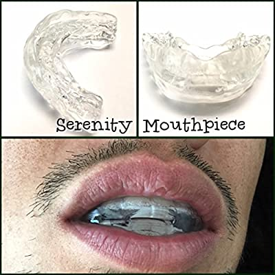 SER 100# Serenity Sleep Aid Custom Night Mouth Guard