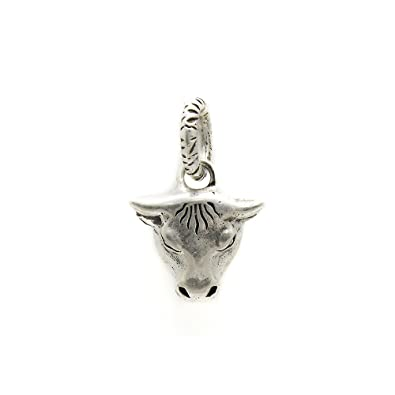 963eae2e3 Image Unavailable. Image not available for. Color: Gucci Anger Forest  bull's head charm YBG52413600100U