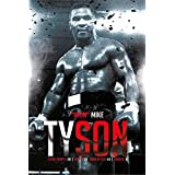 """Mike Tyson - Sport / Boxing Poster / Print (Iron Mike - Record) (Size: 24"""" x 36"""") (Clear Poster Hanger)"""