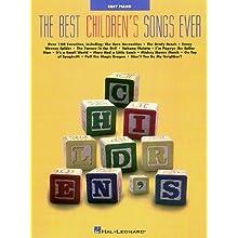 Best Children's Songs Ever (Easy Piano Songbook)