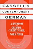 img - for Cassell's Contemporary German: A Handbook of Grammar, Current Usage, and Word Power book / textbook / text book