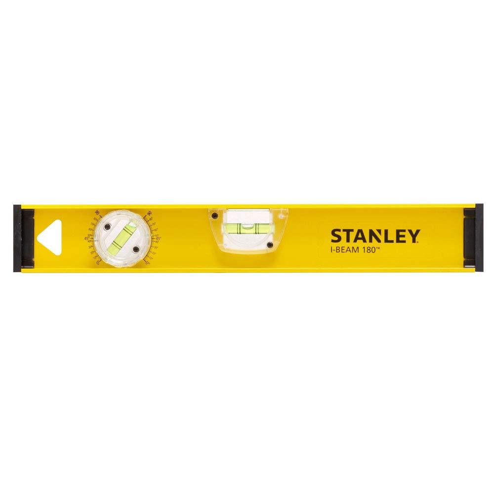 Stanley Niveau 3 jauges 400 mm 1 42 919 (Import Grande Bretagne) 1-42-919