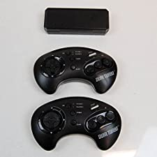 Sega Genesis Dual Turbo Wireless Controllers