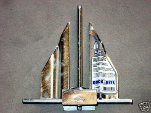 Economy Slip Ring Anchor - DOCK RITE BASIC SLIP RING BOAT ANCHOR ECONOMY # 5