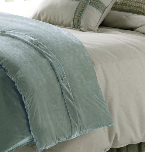 HiEnd Accents Arlington Duvet Cover, Queen by HiEnd Accents
