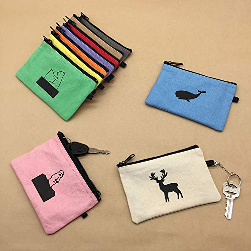 Key Coin Purse Penguin
