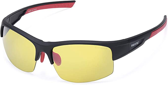 High Definition Golf ball finder glasses for Men Woman Golf Sunglasses Golf Sport Sunglasses