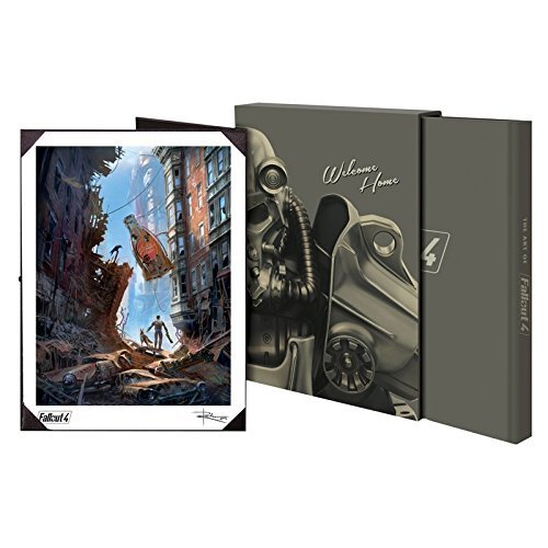 The Art of Fallout 4 - Limited Edition of 5,000 -