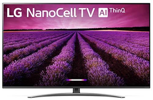 🥇 LG 65SM8100AUA Alexa Built-in Nano 8 Series 65″ 4K Ultra HD Smart LED NanoCell TV