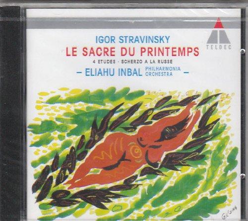 Great interest Stravinsky: Le Sacre du Printemps ; Ranking TOP19 Quatre 1947 Revised Version