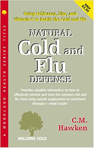 Natural Cold and Flu Defense (Woodland Health)