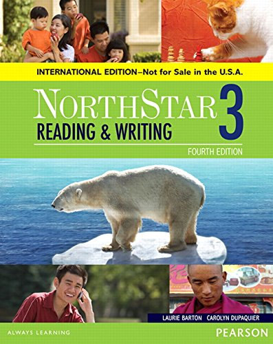 NorthStar Reading and Writing 3 SB, International Edition (4th Edition)