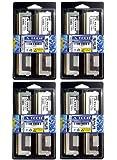 32GB Kit 8x4GB Memory Ram DELL PowerEdge 1900 1950 1950 1955 2900 2950 M600 R900 SC1430 T110 PowerVault NF500 NF600 NX1950 Precision Workstation 490 690 690n R5400 R5400 T5400 T7400 Studio Hybrid 140G