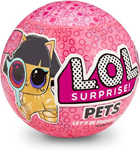L.O.L. Surprise! – Pets Serie Espía Mascota, 7 Sorpresas (MGA Entertainment) , color/modelo surtido