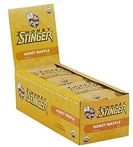 Honey Stinger, Stinger Waffle Honey 16 - 1 oz Waffles