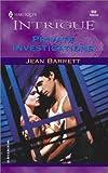 Private Investigations, Jean Barrett, 0373226527