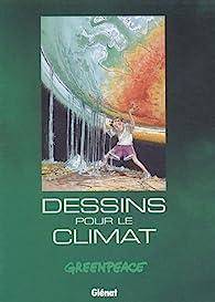Dessins pour le climat par  Greenpeace-France