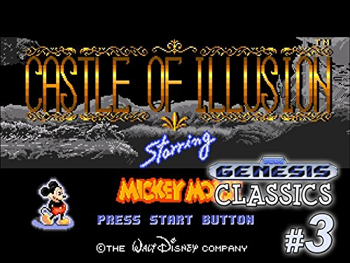 VHS : Clip: Castle of Illusion - Trees and Toysoldiers