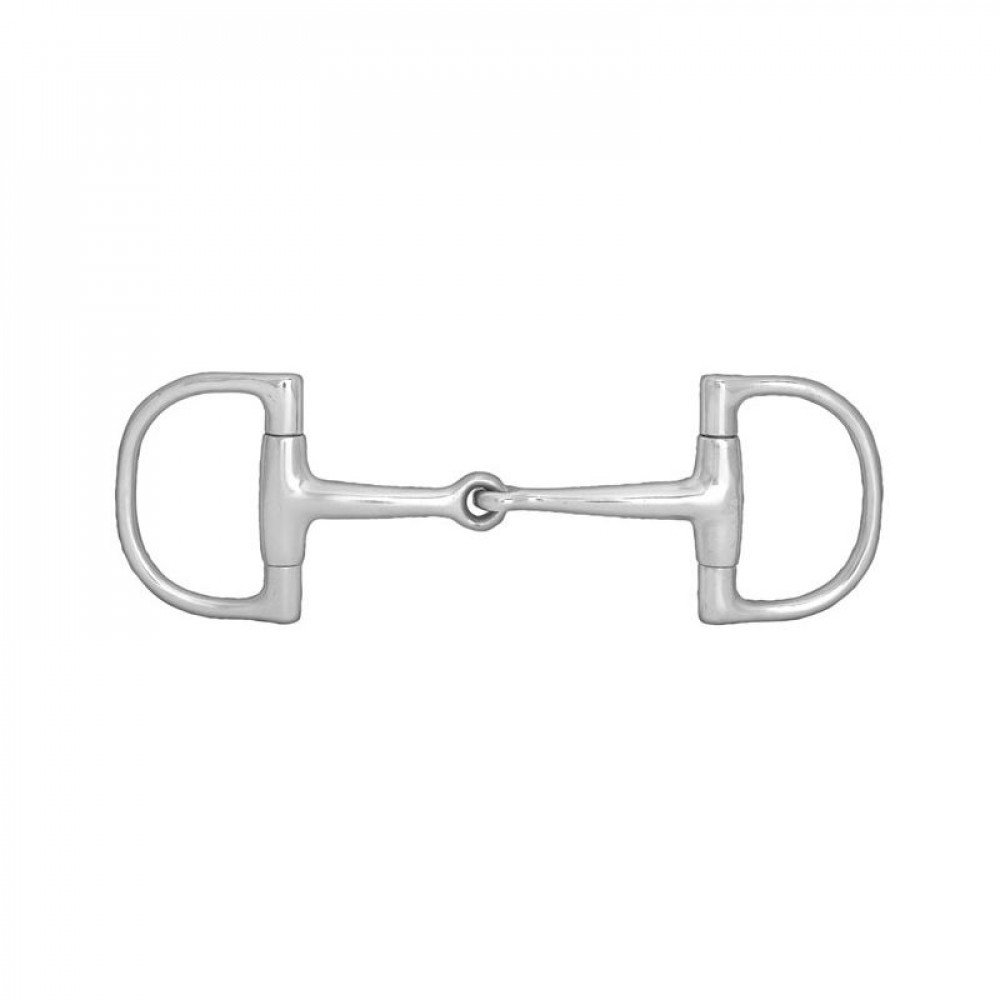 One color 4\ One color 4\ Horze D-Ring Snaffle