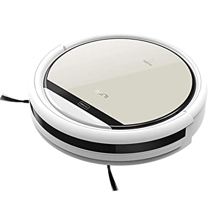 Amazon.com: XFENGUS ilife V5 Vacuum Cleaning Robot LCD Touch Remote ...