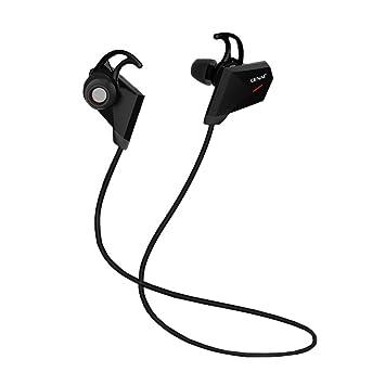 Genai auriculares Bluetooth mejor Wireless Deportes Auriculares HD estéreo a prueba de sudor resistente al agua