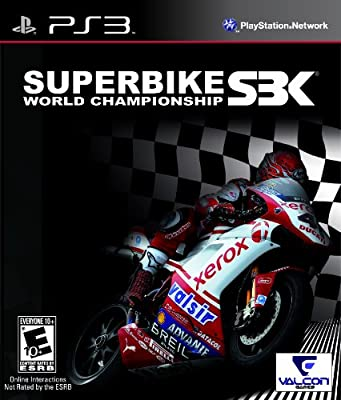 Super Bike World Championships SBK - Playstation 3