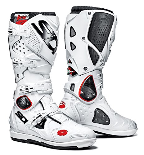 Offroad Boots White (US 11) (2 Off Road Boot)