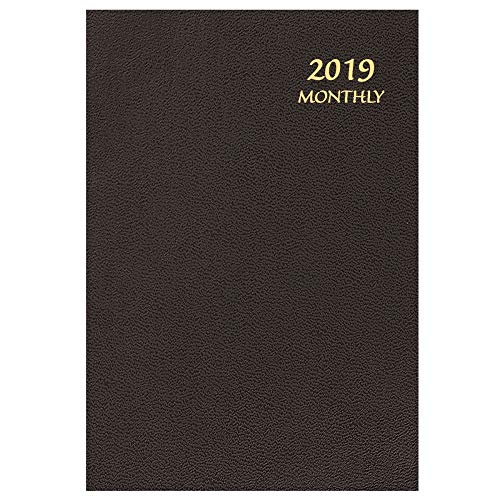 Black Monthly Planner, Monthly Planners by Payne Publishers by Payne Publishers