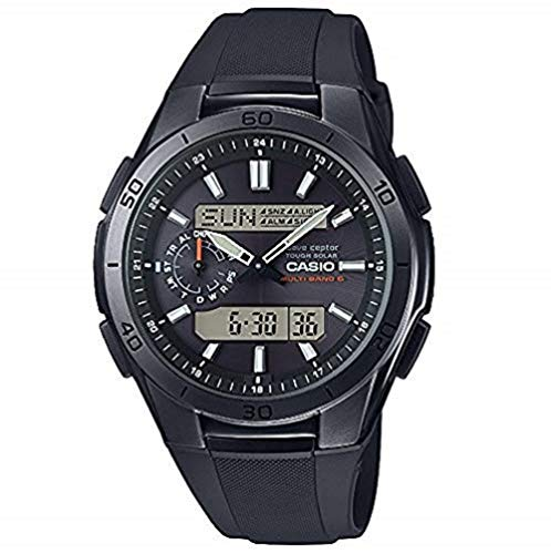 CASIO WAVE CEPTOR WVA-M650B-1AJF MENS JAPAN IMPORT